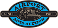 Airport Auto Auction Logo